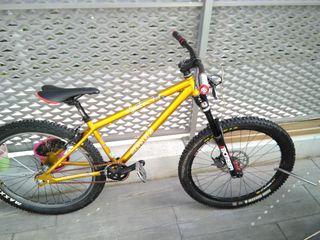Bicicleta spank campillo