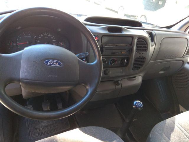 Ford Transit 2006 Mixta 6p y carga.