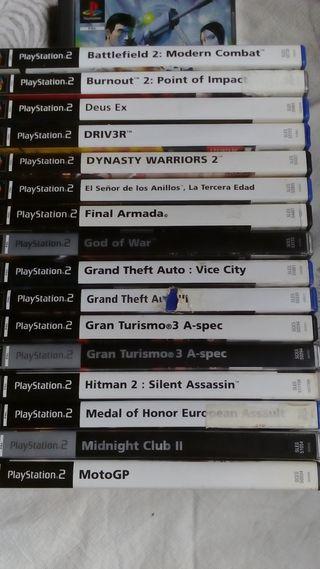 juegos ps2 playstation 2 a 4euros