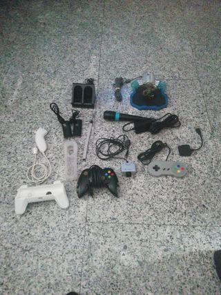 Accesorios Consolas Videojuegos y mandos