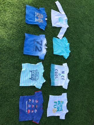 Camisetas y polos para bebés de 12 meses