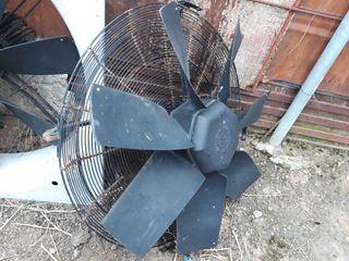 extractor . ventilador nave