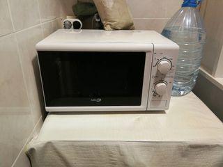 horno y microondas