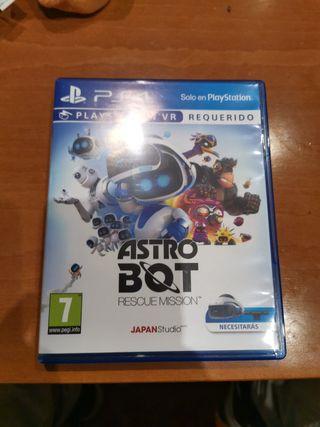 ASTRO BOY VR PS4