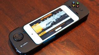 Mando juegos GamePad para iPhone 5 5s iPod Touch
