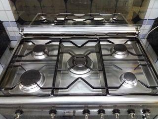 cocina gas natural smeg