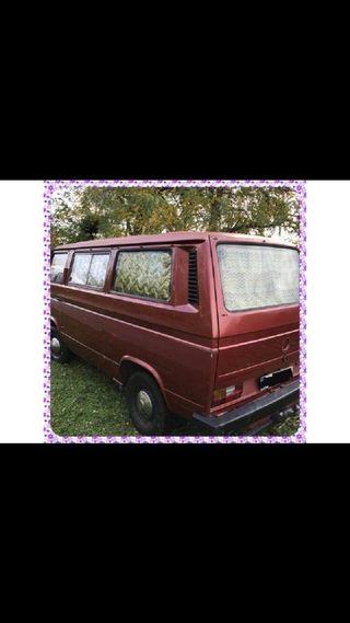 Volkswagen Multivan 1987