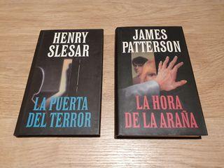 Novela policíaca / suspende / terror