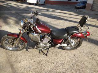 Yamaha Virago ZYL XV535