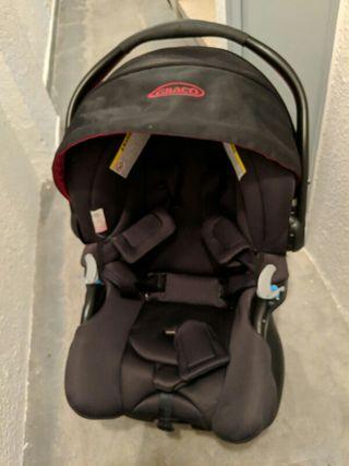 Silla, maxicosi Graco Baby Grupo 0