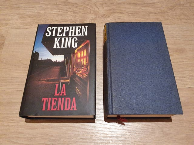 Novelas de terror / Stephen King