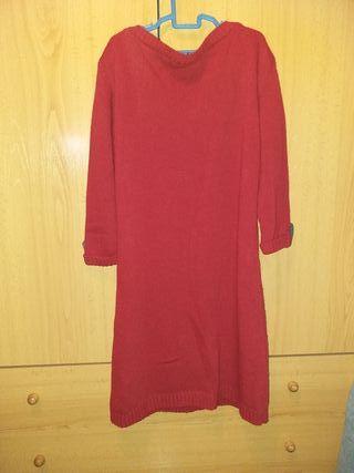 Vendo vestido rojo