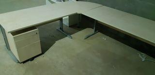 mesa de oficina-estudio