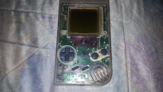 Game boy transparente