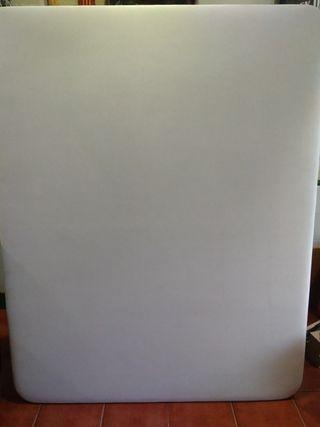 base tapizada somier 150 x 190