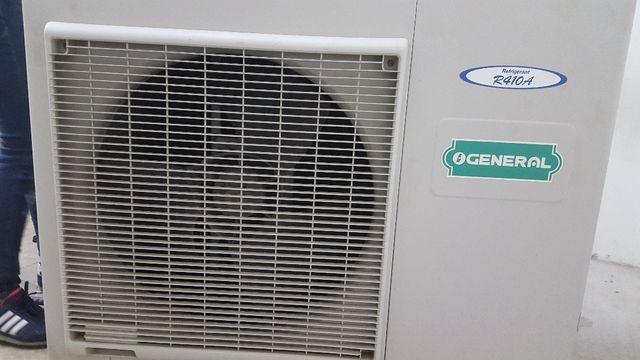 Aire acondicionado fujitsu general
