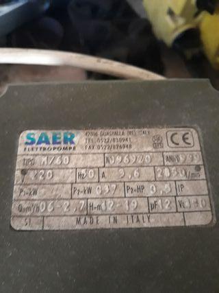 bomba SAER M/60