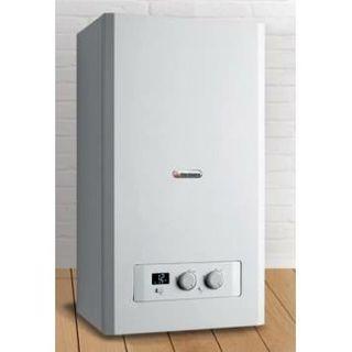 caldera condensación con instalacion