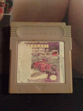 Ferrari Grand Prix Challange (GameBoy)