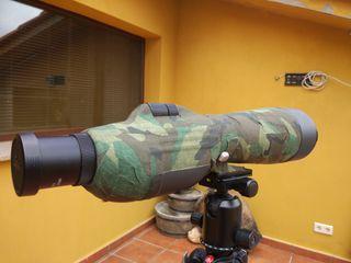 Telescopio Leica televid 77