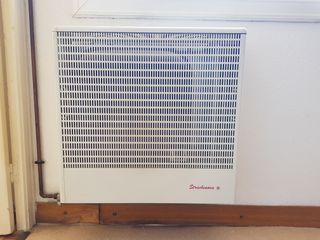 calefacción gas calentador