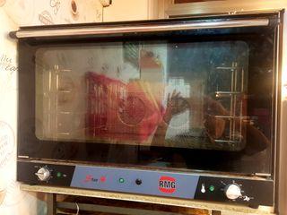 horno de pan electrico