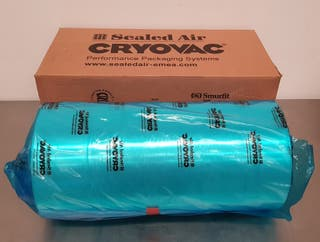 FILM CRYOVAC TERMOSELLADORA 510MM X 1600MX 25 MICR