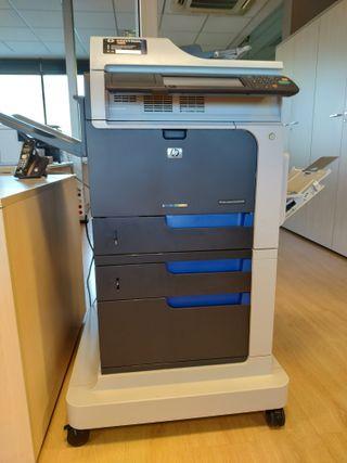 Impresora HP CM4540