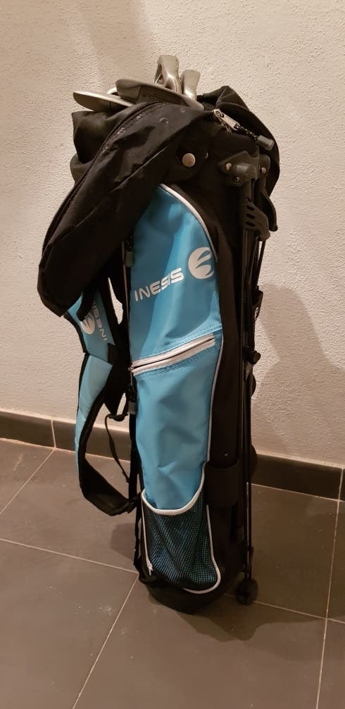 Bolsa con palos de Golf Junior