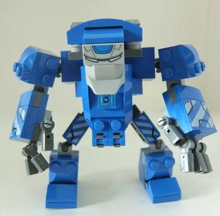 LEGO AVENGERS ENDGAME 76125 MK 38 IGOR
