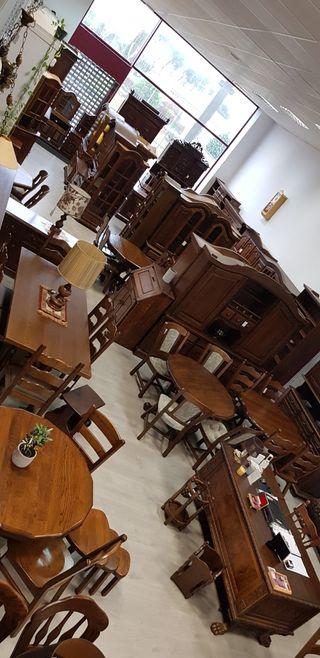 Muebles Rusticos Macizos