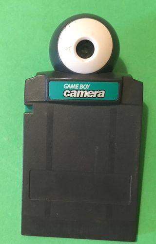 GameBoy Camera - Verde