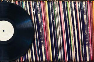 Colección 180 vinilos 60/90+ Tocadiscos Marantz