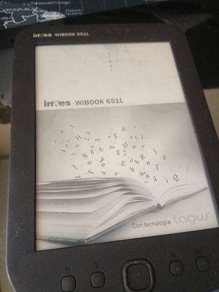 inves wibook 651l ebook