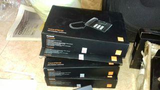 Lote oficina 5 unidades Telefonos Huawei ETS3125i
