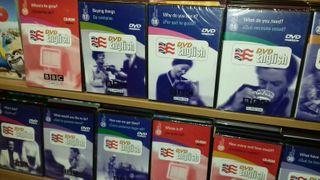 Curso de ingles DVD ENGLISH BBC