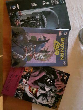 Batman comic pack
