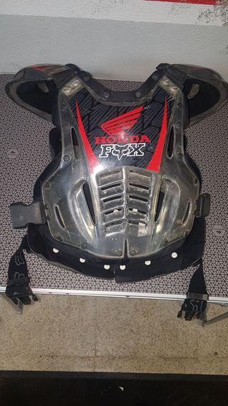 peto motocross o enduro fox