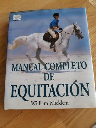 Manual equitacion