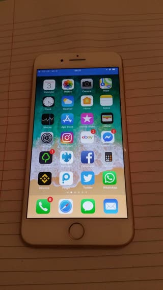 iPhone 8 Plus 64 gb o2