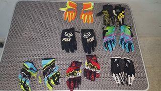 guantes motocross niño