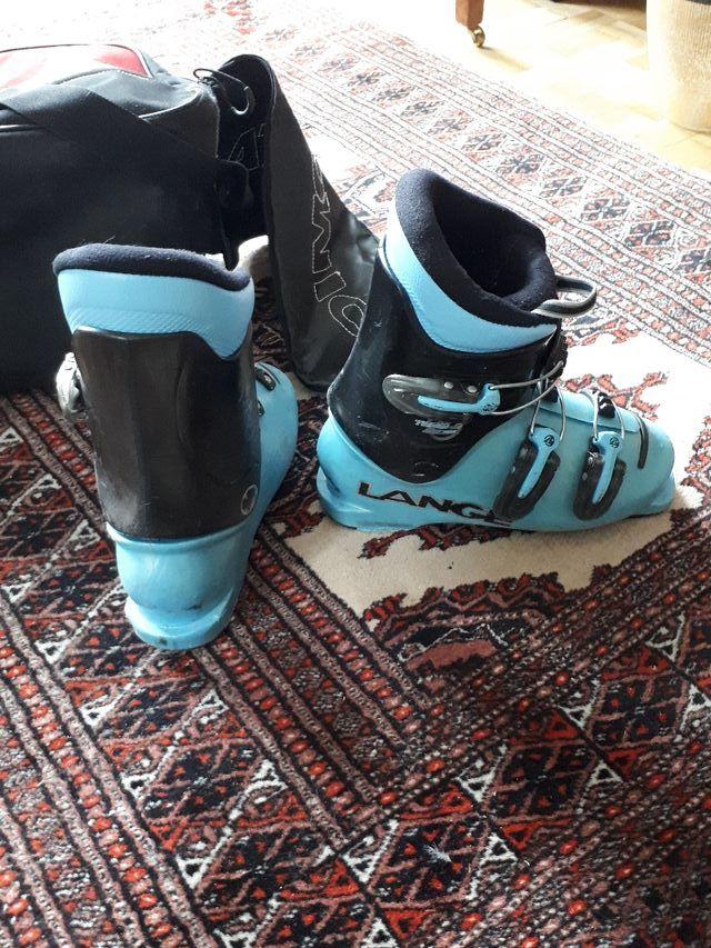 Botas de esqui junior