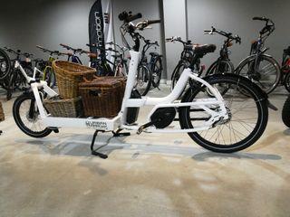 Bicicleta Electrica Cargo Urbam Arrow