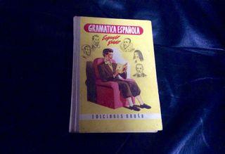 Gramatica española