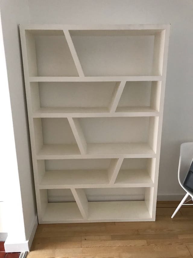 Shelving white