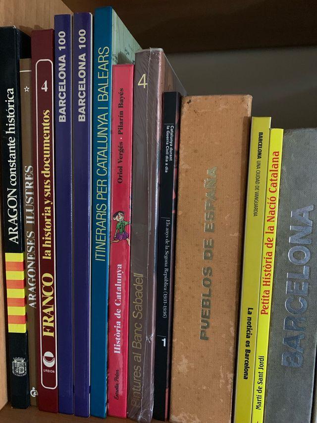 Libros diversos títulos