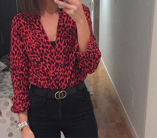body leopardo