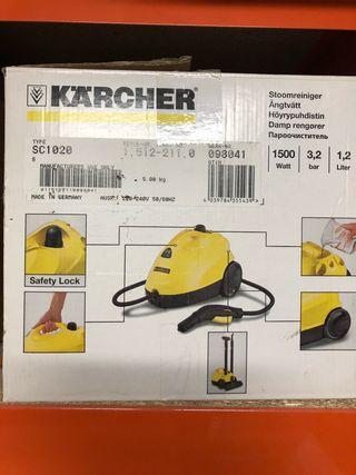 Karcher limpiador a vapor