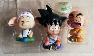 Pack Goku, Krilin, Oolong. NUEVO