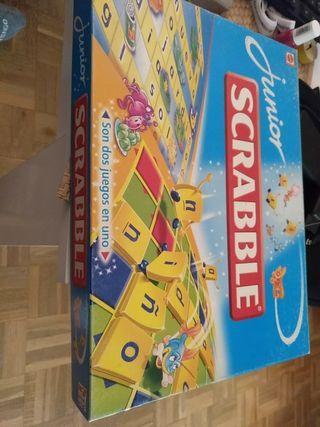 Juego de mesa Scrabble junior